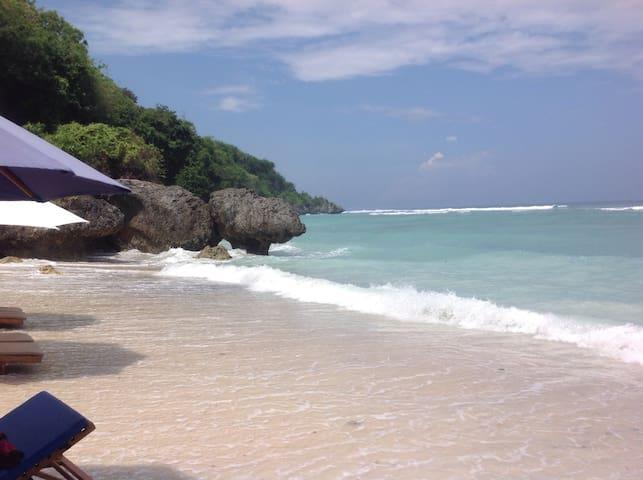 Villa megalan beach - South Kuta - Leilighet