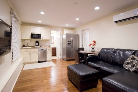 Private apartment with kitchenette - Lexington Park - Pis