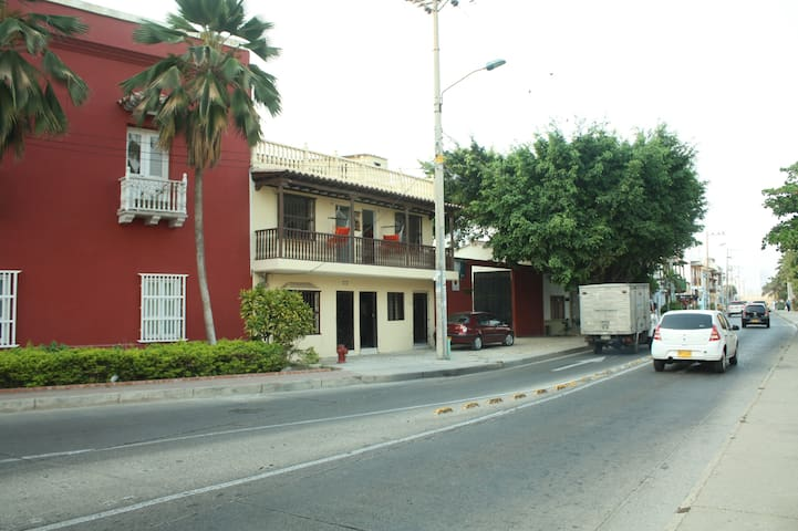 HABITACIONES COMPARTIDAS - Cartagena - Sovesal