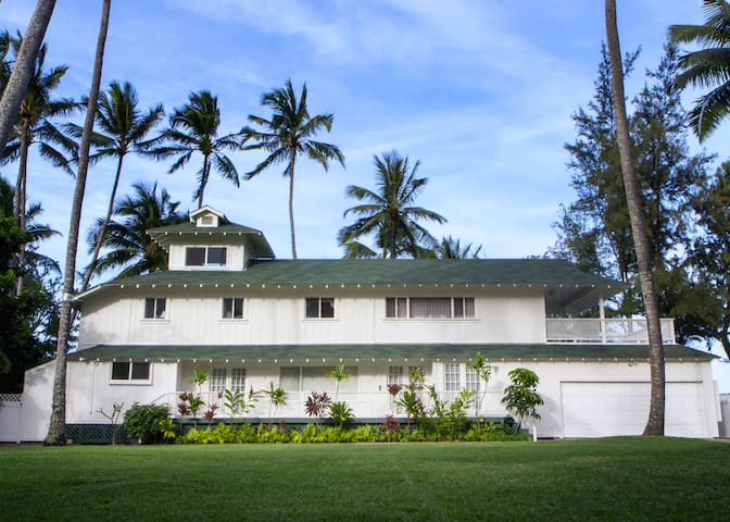 Waimanalo Beachfront Private Estate - Waimanalo - House