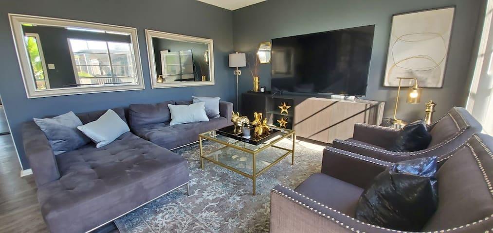 Luxury Galleria Apartment