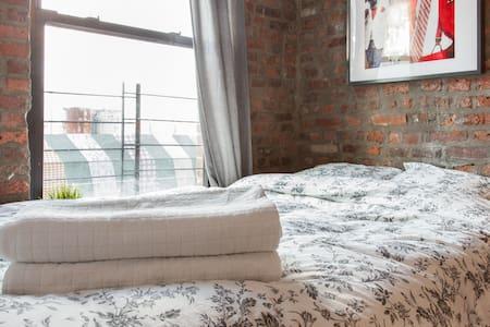 The Brooklyn Loft Experience (Room # 2) - Brooklyn - Loft