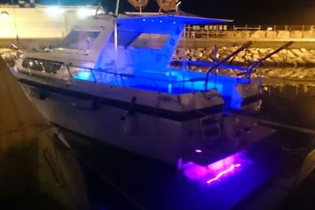 Bâteau de 10mètres port de gandia - Grau i Platja - Vene