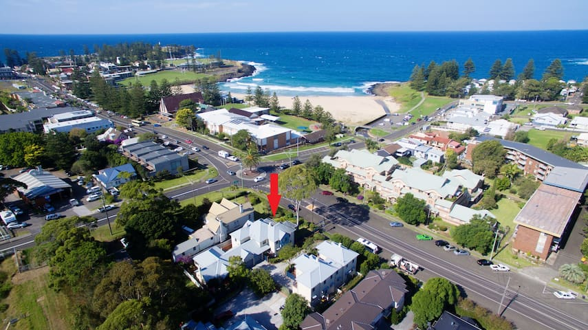 Coastaway - Family friendly townhouse - Kiama - Huoneisto