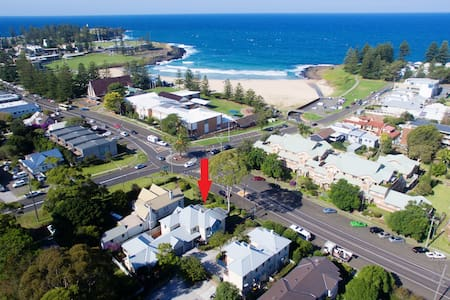 Coastaway - Family friendly townhouse - Kiama