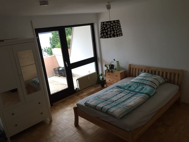 Nice Guestroom with balkony - Mörfelden-Walldorf