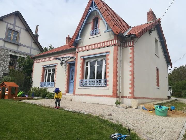 Maison 1930 proche Loire