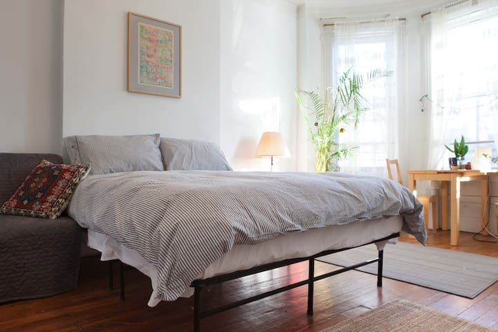 Lovely private suite in charming historic house - Queens - Ev