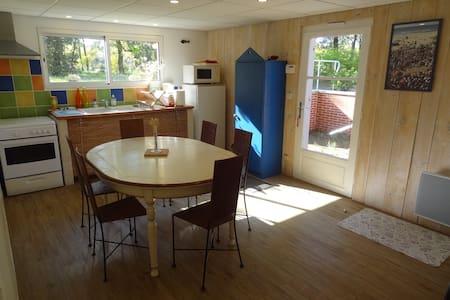 Appartement rénové T3 57m2 l'Amélie - Soulac-sur-Mer - Flat