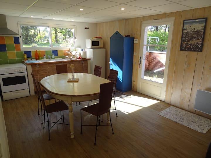 Appartement rénové T3 57m2 l'Amélie
