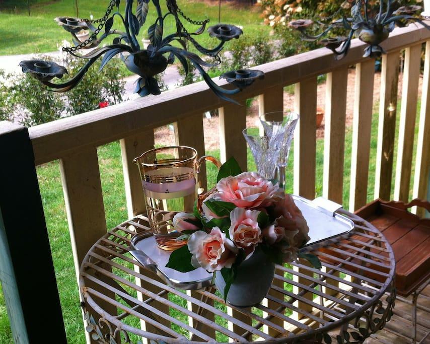 Lovely verandah
