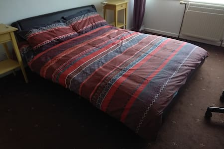 Large double room near University Hospital