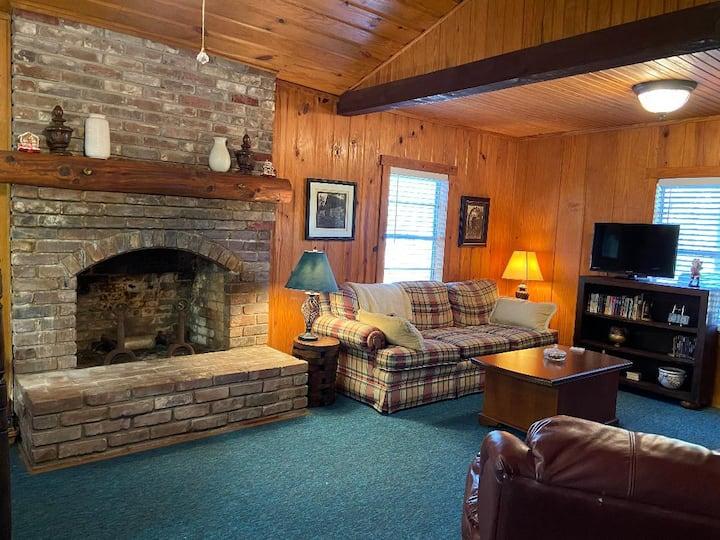 Lakeside Cottage on Toledo Bend