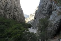 paklenice national park