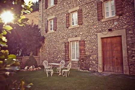 Maravilloso hotel con habitaciones familiares - Puigcerdà