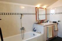 la tua stanza da bagno privata. Your private bathroom