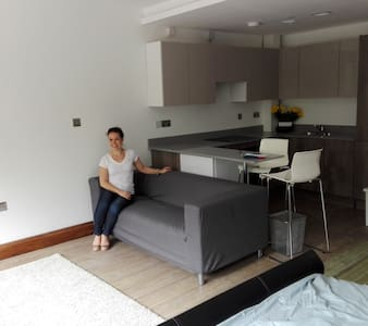 Studio, 20 min away from Central London - Apartamento