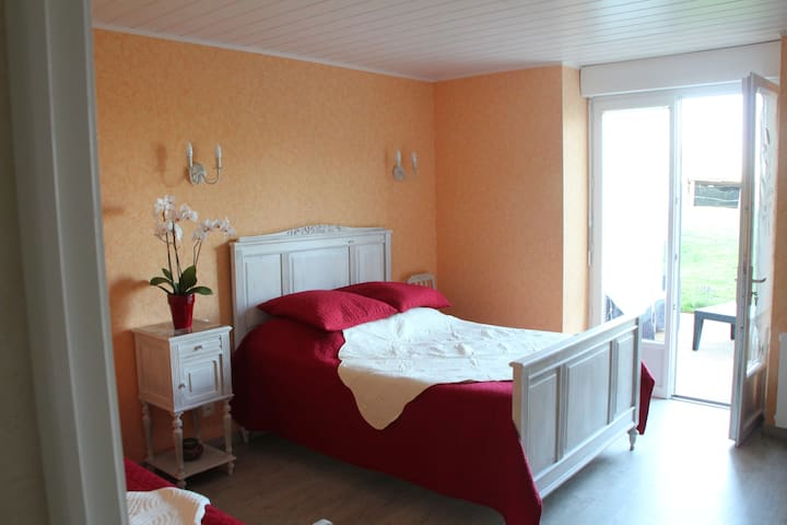 Terre de Brie - Margny - Bed & Breakfast