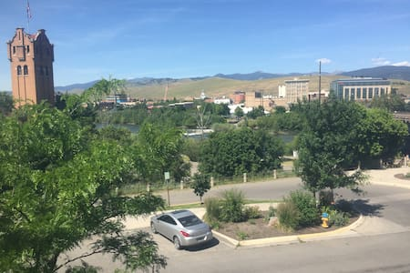 Hip Strip Studio in the heart of Missoula! Apt 38
