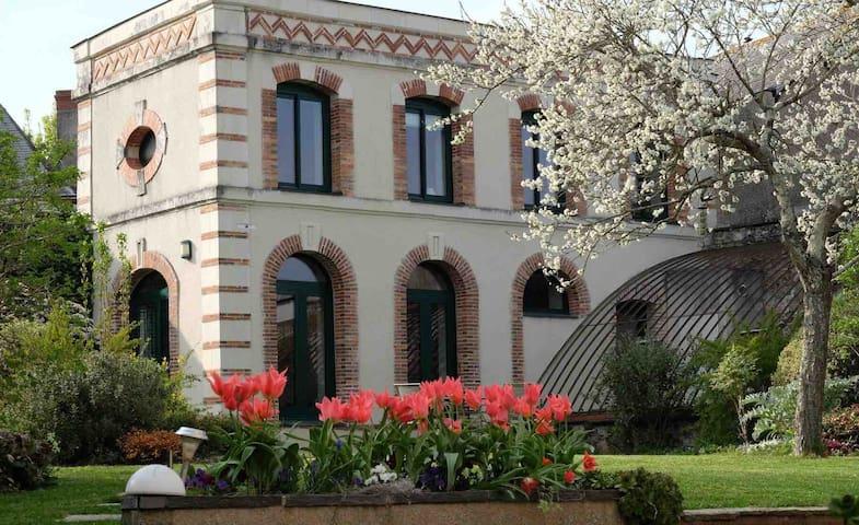 L'Orangerie en Anjou, «vignoble et découverte»