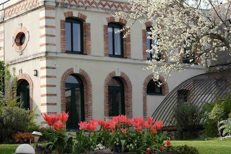 L'Orangerie en Anjou, Logement indépendant