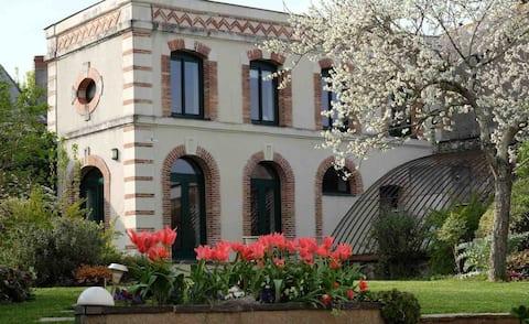 L'Orangerie en Anjou : Logement indépendant