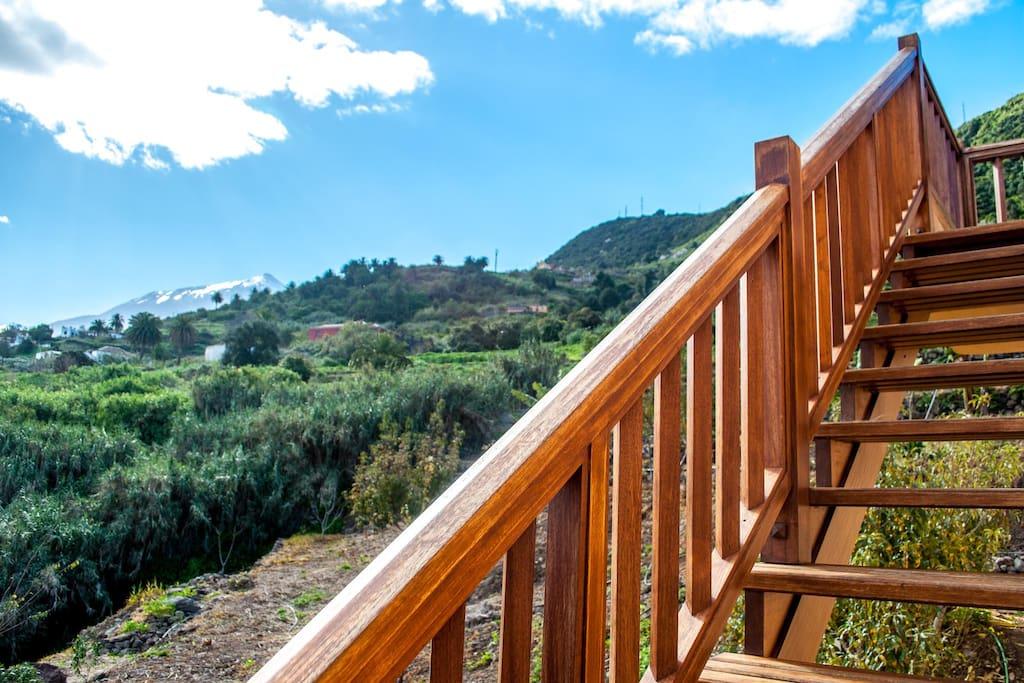 Casa rural la ga an a casas en alquiler en icod de los vinos canarias espa a - Casa rural icod de los vinos ...