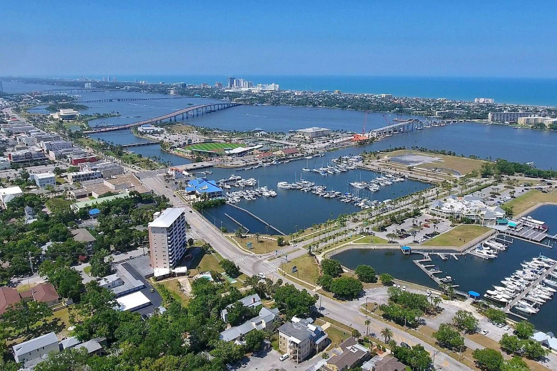 Daytona Beach Intracoastal Waterway