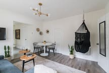 Duplex in Heart of Charlotte's Hipster District