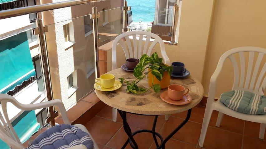 Apartamento en el centro de Fuengirola