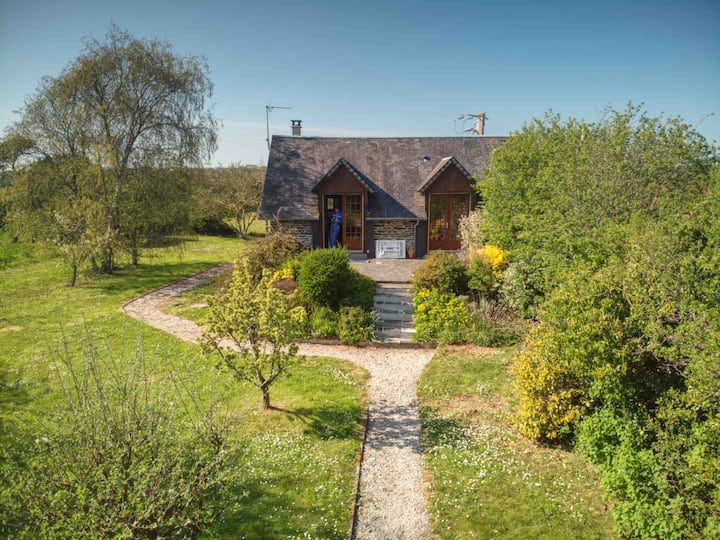 La Bergerie : Grosses Haus mit großzügigem Garten