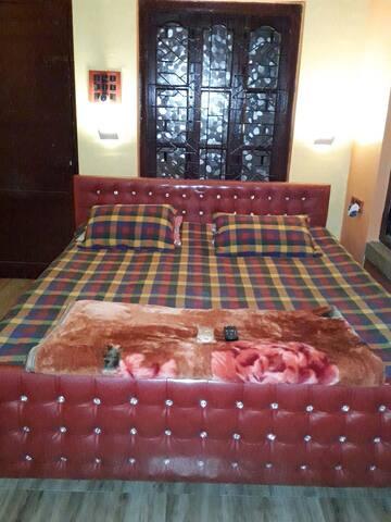 Salt Lake|1 Bedroom|Attached Bathroom|Free Wifi - Kalkuta