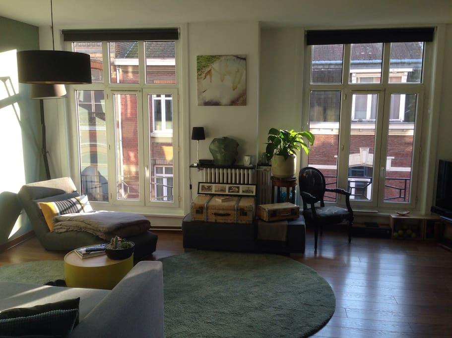 chambre priv e 5 minutes de lille appartements louer la madeleine nord pas de calais. Black Bedroom Furniture Sets. Home Design Ideas