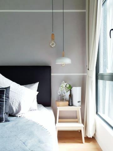 Scandinavian inspired studio @ Utropolis Glenmarie