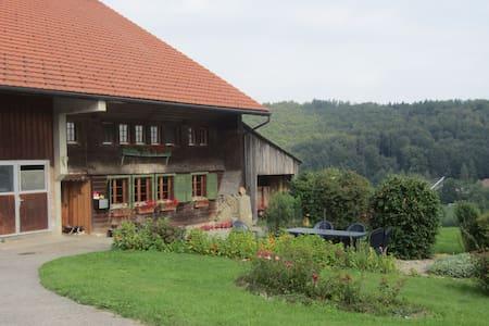 Ferme du Bietschland - Le Mouret - Domek gościnny
