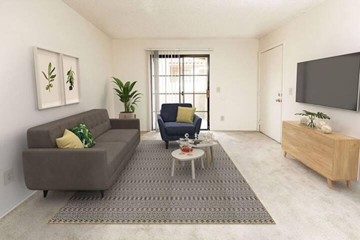 Brilliant apartment home | 2BR in Tucson