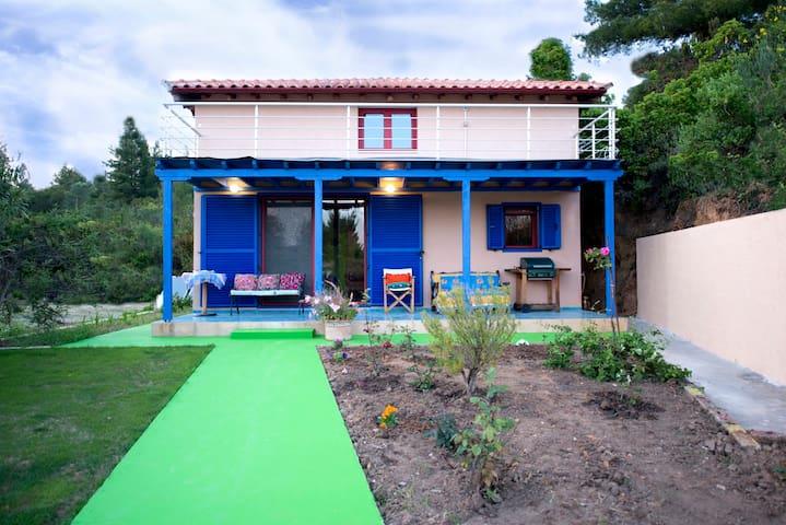 La Hacienda, Skiathos - Skiathos - Villa