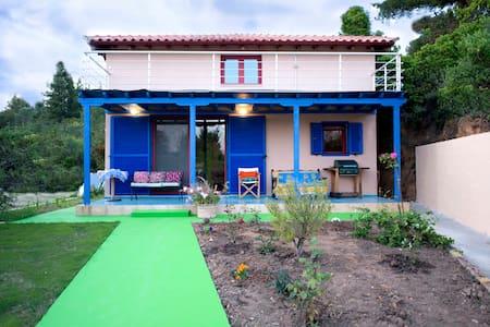 La Hacienda, Skiathos - Sciato