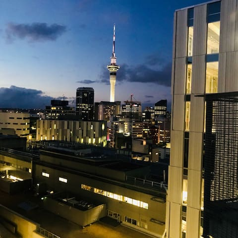 Sky Tower View Apartment in CBD