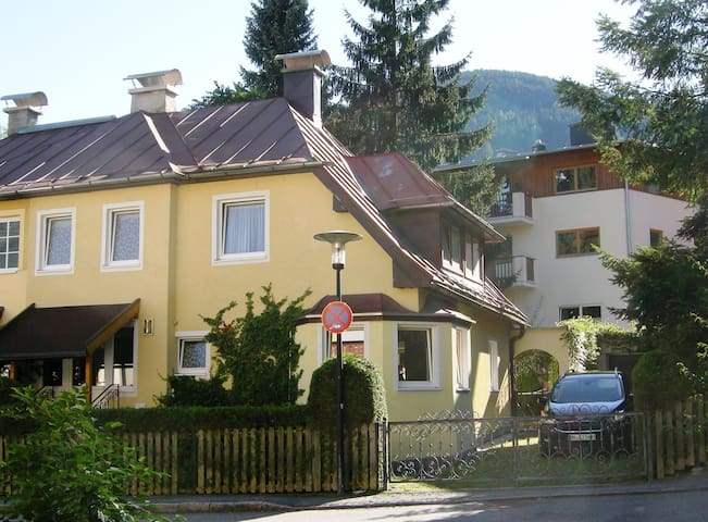 Chalet Struber - spacious luxury 3 bed villa