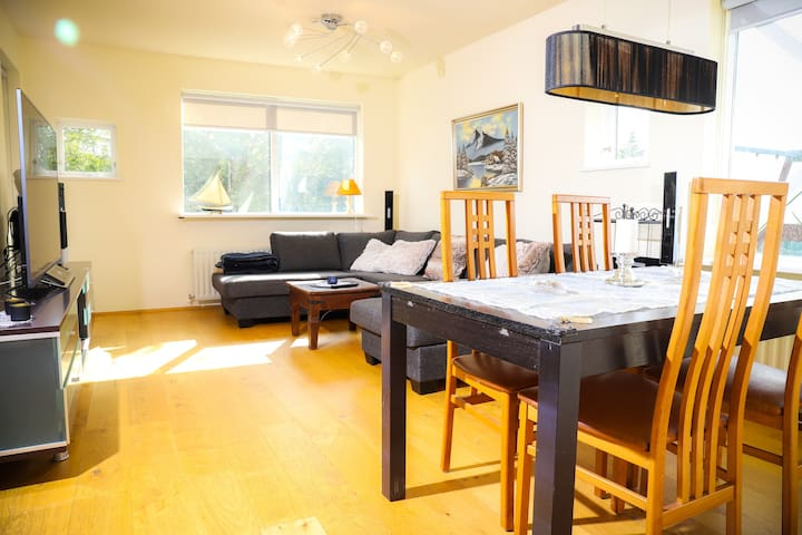 Apartment next to Reykjavík