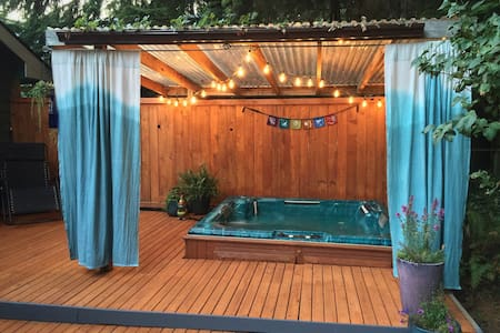 Forest Haven with Hot Tub - Bellingham