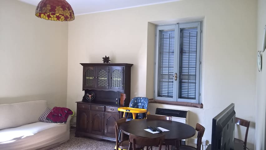 Appartamento vacanze in Val Tidone - Sarturano