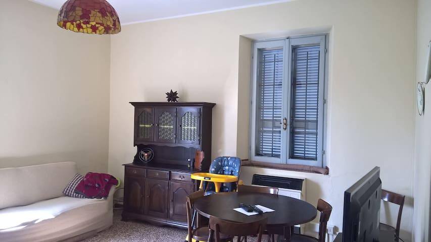 Appartamento vacanze in Val Tidone - Sarturano - Leilighet