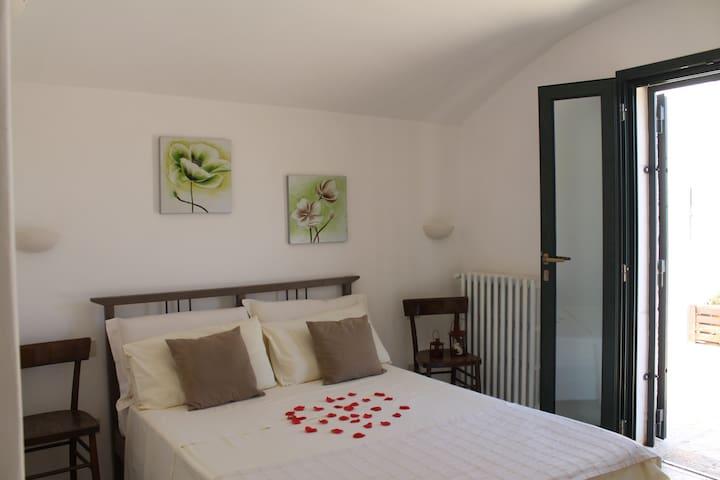 Ciliegio - Camera matrimoniale letto francese