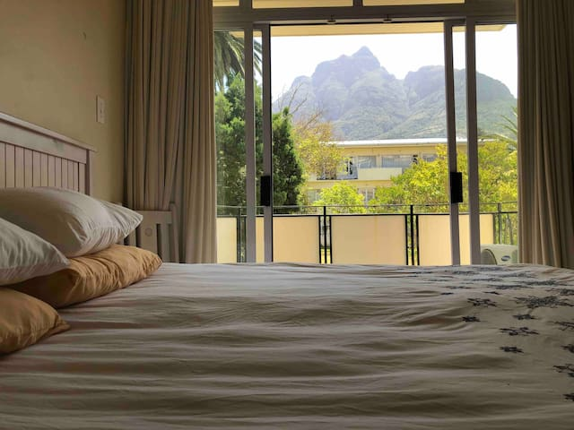 Home away from home nestled on Table Mountain
