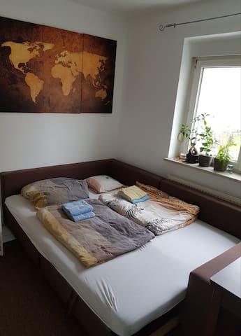 Praktisches, sehr gut gelegenes Appartement