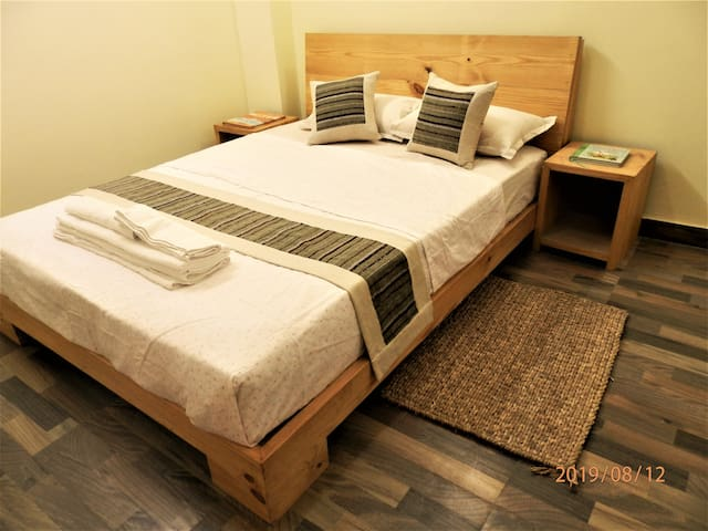 Spacious  comfortable Bed Room