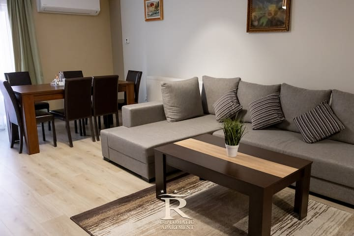 Rivulus Diplomatic Apartment Baia Mare
