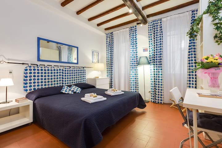 Piazza dei Satiri - 2PAX 1BR - Location!